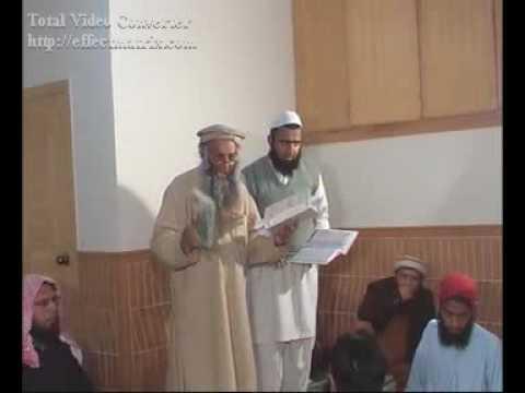 Munazra 36 36 Last part Mufti Hanif Qureshi suni with Talib ur rahman wahabi
