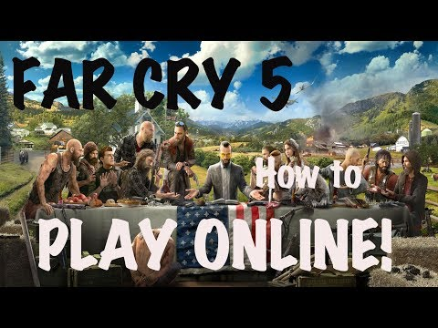 Xxx Mp4 FAR CRY 5 PS4 How To Play Online 3gp Sex