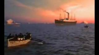 Titanic Scene - Carpathia Rescue