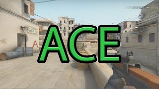 CS:GO P90/GLOCK ACE
