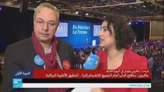 فرنسي من أصول جزائرية ينشط مع ماكرون.. لماذا؟