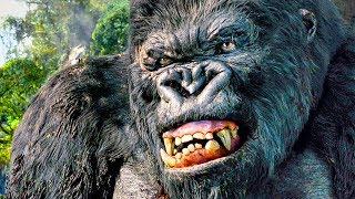 KING KONG All Cutscenes Full Movie Game Gameplay