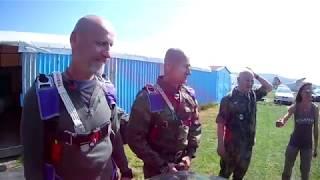 Základní parašutistický výcvik LKMB Duben 2018