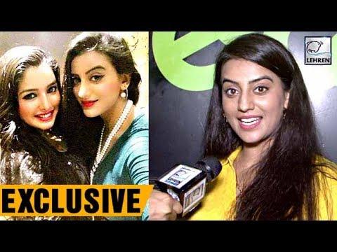 Xxx Mp4 खुल गया आम्रपाली अक्षरा सिंह की अटूट दोस्ती का राज Akshara Singh Interview Lehren Bhojpuri 3gp Sex