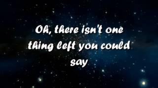 Avril Lavigne - Let Me Go ft. Chad Kroeger Lyrics