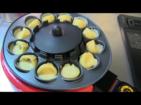 Automatic Takoyaki Machine