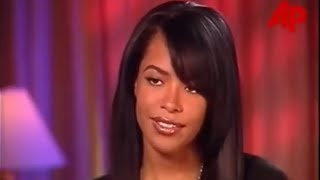 Aaliyah The Red Album 2001 Interview All Clips
