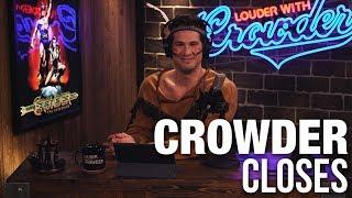 CROWDER CLOSES: Crowder