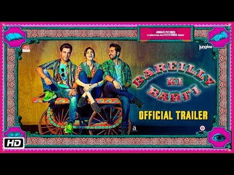 Xxx Mp4 'Bareilly Ki Barfi' Official Trailer Kriti Sanon Ayushmann Khurrana Rajkummar Rao 3gp Sex