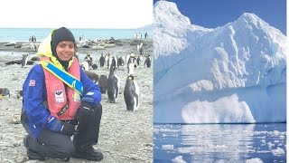 Antarctica - My Adventure Journey to the End of the World   Bhavna's Kitchen