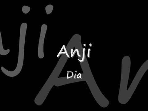Anji - Dia (Karaoke / Tanpa Vokal)