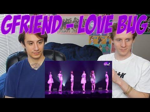GFriend - Love Bug [Live Performance Reaction]