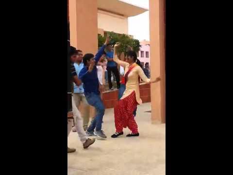 School dance in haryana