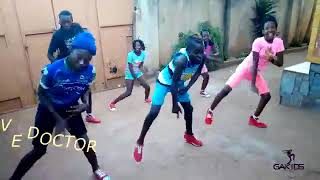 Galaxy kids perform Love Doctor by Vinka