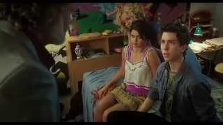 Jack Dimich as Vitolda in Behaving Badly with Selena Gomez and Elizabeth Shue