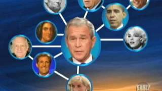 CBS Elite Royal Bloodlines? - Why are all these guy's related (obama, bush, kerry, chainy, mccain)?