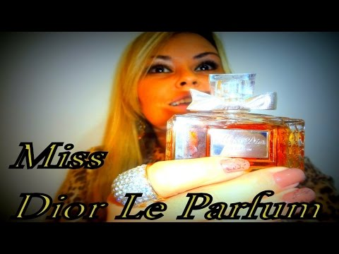 Perfume Miss Dior Le Parfum Dior -Resenha- Thays Heytor
