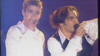 'N Sync - Tearin' Up My Heart (Live On RSH Gold´96)