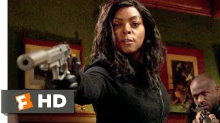Proud Mary (2018) - The Russian Mansion Raid Scene (7/10) | Movieclips