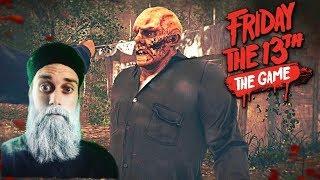 White Walker KillinG JASON!! _ Live Friday The 13th