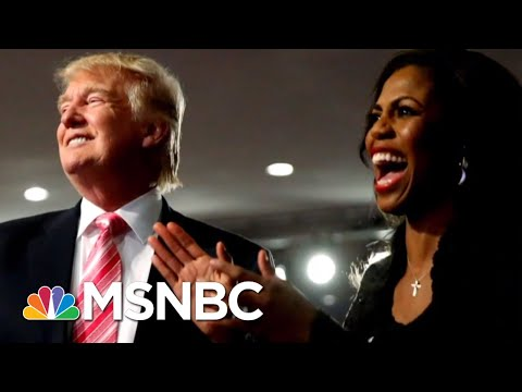Xxx Mp4 President Donald Trump's Bizarre Response To Omarosa's Claim He's A Racist The Last Word MSNBC 3gp Sex