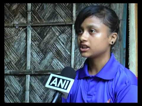 Xxx Mp4 Assam's Girl To Participate In World Martial Arts Games In United States Assam News 3gp Sex