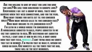 Big Sean ft. John Legend - Memories (Part 2) w/ Lyrics ++ Download