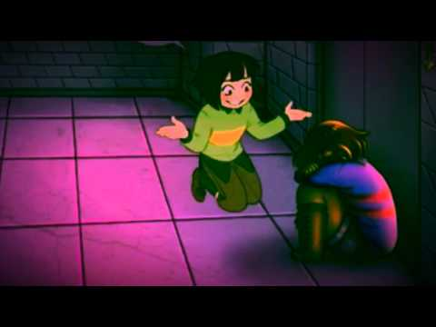 Xxx Mp4 I M Sorry Chara And Frisk Undertale Comic Dub 3gp Sex