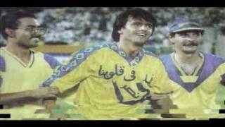 لاعب النصرسابقا  اجنبي حسين أسميجاني