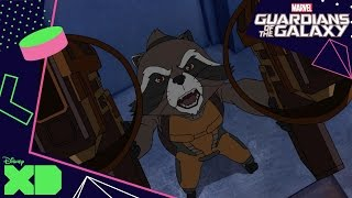 Guardians of the Galaxy: Shorts | Pick Up the Pieces | Official Disney XD UK