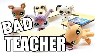 LPS - BAD TEACHER! (Inspired by Star LPS)