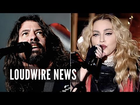 Xxx Mp4 Dave Grohl S Mom Feared Madonna Would Snatch Up Her Son 3gp Sex