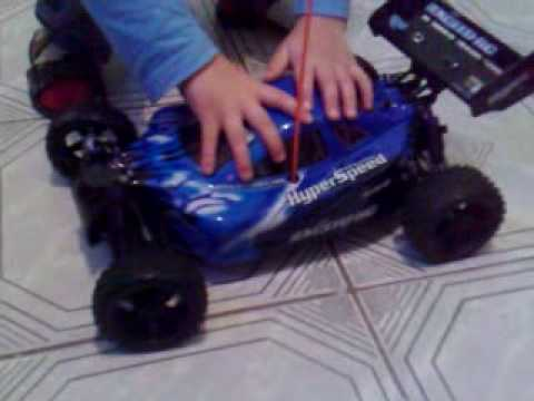 Buggy Off road EXCEED RC