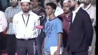 Ask Zakir Naik an Exclusive Open Q & A  peace conference 2009 part11