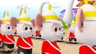 Grand Old Duke Of York | Kids Song & Nursery Rhyme For Children | Baby Songs for Kindergarten Play