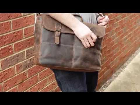 Gillis London Camera satchel Bag Review