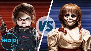 Chucky VS Annabelle: The Ultimate Horror Movie Doll