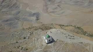 Khaled Nabi tomb & 6000 Years Cemetery In Golestan, IRAN