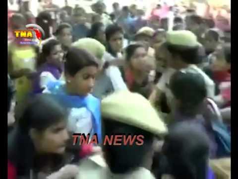 Banglore college me Hindu ladki'o NE burka na pehne par Muslim ladki'o pe kiya hamla