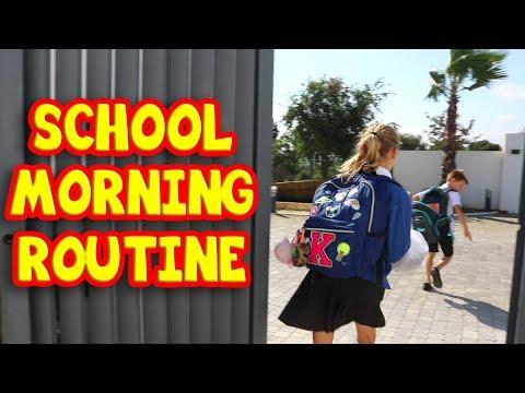 Xxx Mp4 SCHOOL MORNING ROUTINE SIS Vs BRO 3gp Sex