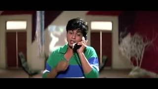 SRK Talks With His Dead Mother in Darr Movie