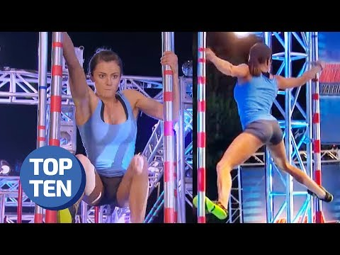 Top 10 American Ninja Warriors