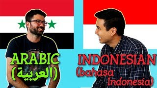 Similarities Between Arabic and Indonesian