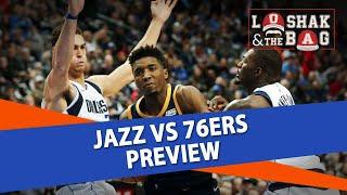 Jazz vs 76ers Free NBA Picks and Predictions   LoBag