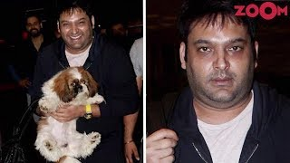 Kapil Sharmas Shocking Transformation While He Was Snapped At The Airport
