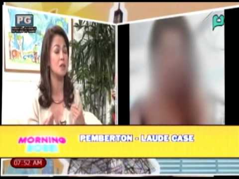 [Good Morning Boss] Panayam kay Atty. Mariz Manalo ukol sa Pemberton - Laude Case [12|16|14]