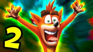 THIS WAS A MISTAKE | Crash Bandicoot N