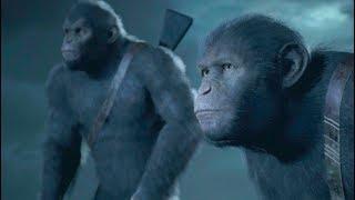El Planeta de los Simios: Última Frontera