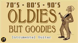 Oldies Instrumental Of The 70s 80s 90s - Old Songs But Goodies
