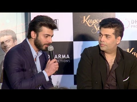 Xxx Mp4 Fawad Khan On Pakistan 39 S Reaction To Playing GAY In Kapoor Amp Sons 3gp Sex